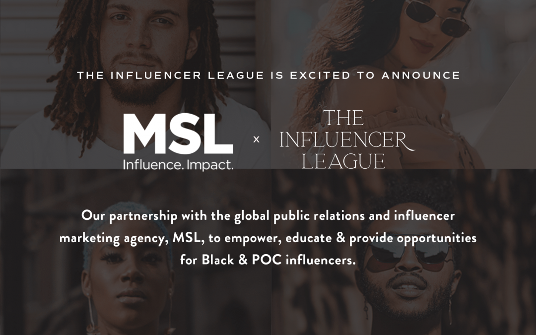 MSL U.S. Makes Commitments Towards Equality in Influencer Marketing